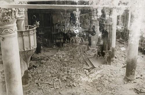"""Разрушената църква """"Света Неделя"""""""